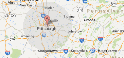 Pittsburgh Home Inspection Map2